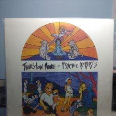 Discos de vinilo: LP THURSTON MOORE ( SONIC YOUTH ) : PSYCHIC HEARTS (CONTIENE DOS VINILOS, UNO NEGRO Y OTRO VERDE). Lote 173095674