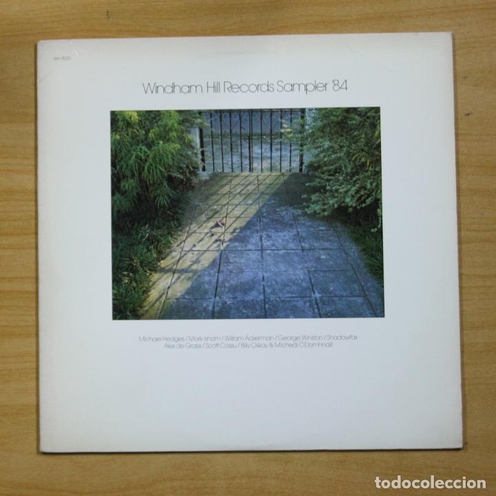 VARIOS - WINDHAM HILL RECORDS SAMPLER 84 - LP (Música - Discos - LP Vinilo - Jazz, Jazz-Rock, Blues y R&B)