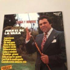 Discos de vinilo: JUAN DE LA VARA. Lote 173139185