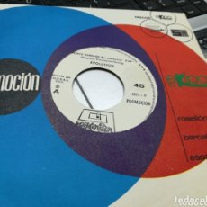 Discos de vinilo: EVOLUTION SINGLE PROMOCIONAL FRESCH GARBAGE 1969. Lote 173149920