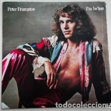 Discos de vinilo: PETER FRAMPTON I'M IN YOU LP A & M RECORDS 1977. Lote 173151729