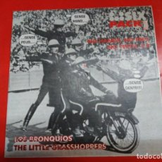 Discos de vinilo: LOS BRONQUIOS THE LITTLE GRASSHOPPERS.. Lote 173151775