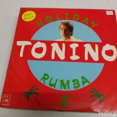 Discos de vinilo: TONINO -- HOLIDAY RUMBA-2 . Lote 173158269