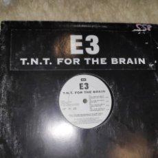 Discos de vinilo: ENIGMA - 12 - MAXI - TNT FOR THE BRAIN - REMIXES. Lote 173162885