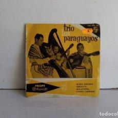 Discos de vinilo: TRIO LOS PARAGUAYOS . Lote 173193377
