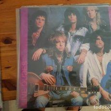 Discos de vinilo: AEROSMITH DOBLE LP EN OFERTA RARO COLECCIONISTAS. Lote 173193392