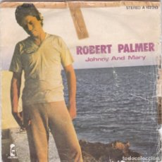 Discos de vinilo: ROBERT PALMER,JOHNNY AND MARY DEL 80. Lote 173196357