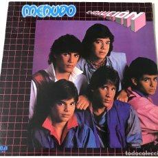 Discos de vinilo: MENUDO (RICKY MARTIN) - EVOLUCION LP PROMO. Lote 173201090