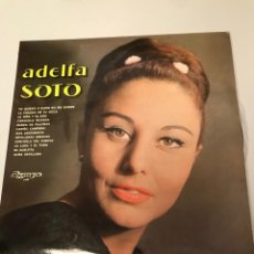 Discos de vinilo: ADELFA SOTO 1972 OLYMPO. Lote 173205477