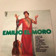 Discos de vinilo: EMILIO EL MORO YO NO SOY ESE. Lote 173206224