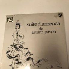 Discos de vinil: ARTURO PAVON - SUITE FLAMENCA - LP. Lote 173218610