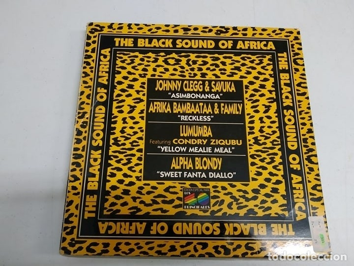 Discos de vinilo: The Black Sound Of Africa - Foto 1 - 173233093