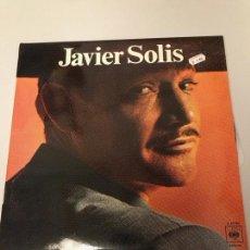 Discos de vinilo: JAVIER SOLÍS. Lote 173258282