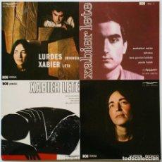 Discos de vinilo: LP: LURDES IRIONDO, XABIER LETE (EDIGSA) EZ DOK AMAIRU - EUSKERA - BASQUE FOLK VASCO. Lote 173260502