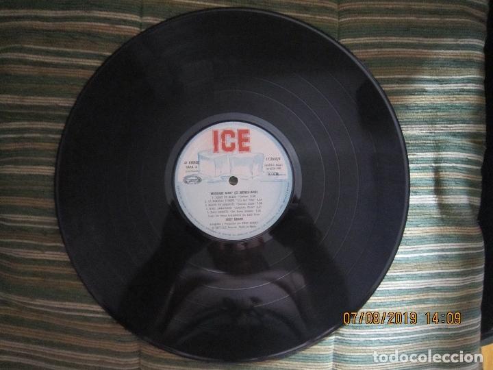 Discos de vinilo: EDDY GRANT - MESSAGE MAN LP - ORIGINAL ESPAÑOL - ICE RECORDS1980 - BUEN ESTADO - - Foto 5 - 173274517