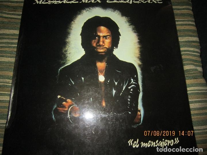 Discos de vinilo: EDDY GRANT - MESSAGE MAN LP - ORIGINAL ESPAÑOL - ICE RECORDS1980 - BUEN ESTADO - - Foto 12 - 173274517