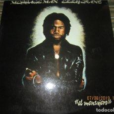 Discos de vinilo: EDDY GRANT - MESSAGE MAN LP - ORIGINAL ESPAÑOL - ICE RECORDS1980 - BUEN ESTADO -. Lote 173274517