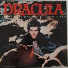 Discos de vinilo: DRACULA. JOHN WILLIAMS. DE JOHN BADHAM. Lote 173275234