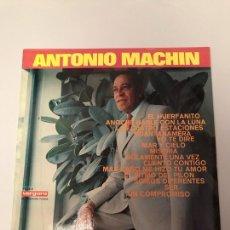 Discos de vinilo: ANTONIO MACHIN. Lote 173275243