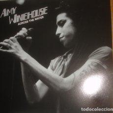 Discos de vinilo: AMY WINEHOUSE – ACROSS THE WATER -LP-. Lote 194265618