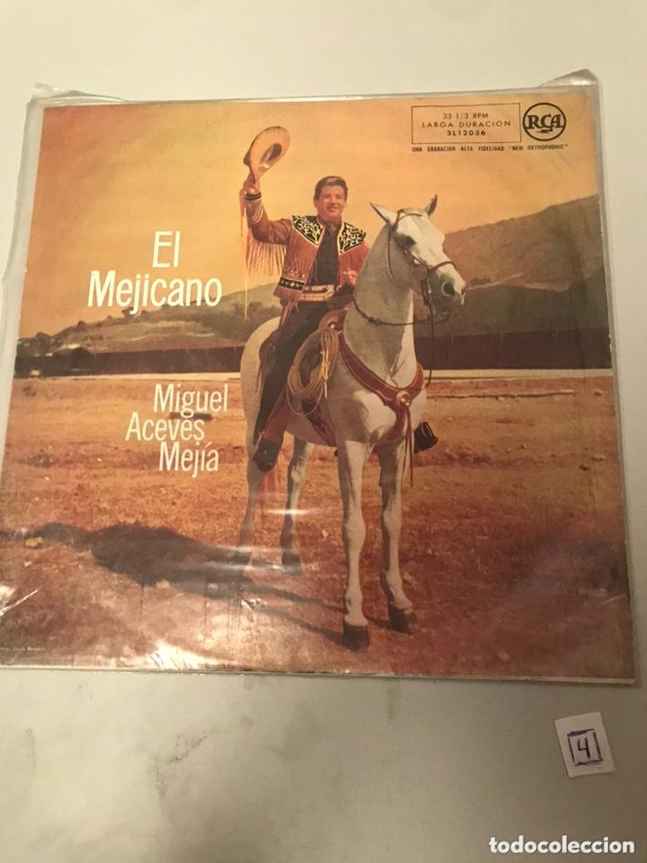 MIGUEL ACEVES MEJIA - EL MEJICANO (Música - Discos - LP Vinilo - Cantautores Extranjeros)