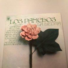 Discos de vinilo: LP LOS PANCHOS. Lote 173314000