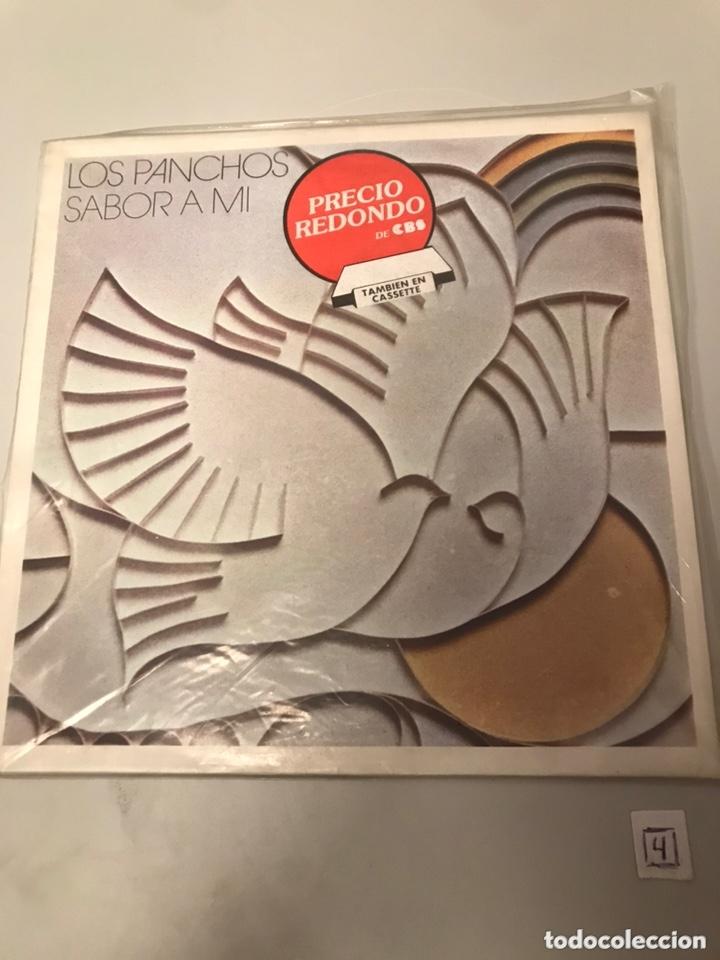 LOS PANCHOS SABOR A MI (Música - Discos - LP Vinilo - Cantautores Extranjeros)