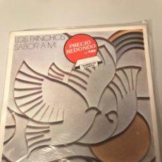 Discos de vinilo: LOS PANCHOS SABOR A MI. Lote 173314284