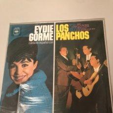 Discos de vinilo: EYDIE GORME CANTA EN ESPAÑOL CON LOS PANCHOS - LP. Lote 173314607