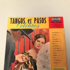 Discos de vinil: TANGOS CÉLEBRES. Lote 173346444