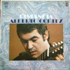 Discos de vinilo: ALBERTO CORTEZ - DISTANCIA. Lote 173352812