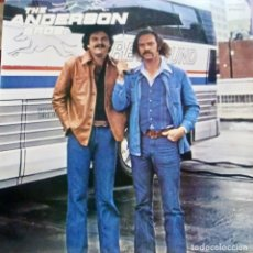 Discos de vinilo: THE ANDERSON BROTHERS - THE ANDERSONS BROS LP SPAIN 1978. Lote 173353183