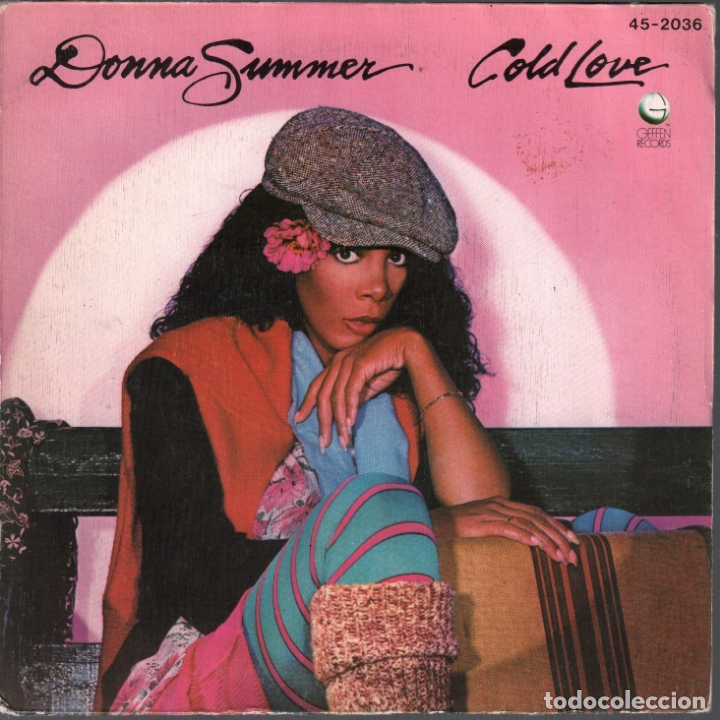 Donna summer / cold love / grand illusion - sin - Sold through ...