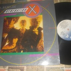 Discos de vinilo: GENERATION X THE BEST (CHRYSALIS -1985) OG ESPAÑA EXCELENTE CONDICION. Lote 173373463