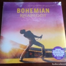 Discos de vinilo: BOHEMIAN RHAPSODY - QUEEN - BANDA SONORA - ENVIO CERTIFICADO GRATIS. Lote 249039055