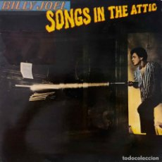 Discos de vinilo: BILLY JOEL. SONGS IN THE ATTIC. LP ESPAÑA PORTADA ABIERTA. Lote 173379127