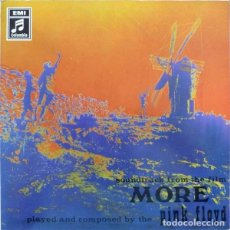 Discos de vinilo: PINK FLOYD – SOUNDTRACK FROM THE FILM MORE. Lote 173387304