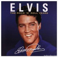 Discos de vinilo: ELVIS PRESLEY * LP 180G. VIRGIN VINYL * THE ROCK'N'ROLL YEARS * PRECINTADO!!. Lote 173389247