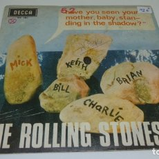 Discos de vinilo: DISCO SINGLE THE ROLLING STONES . HAVE YOUO SEEN YOUR MOTHER . . Lote 173391573