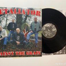 Discos de vinilo: DISCO LP VINILO RETALIATOR AGAINST THE GRAIN - SKINHEAD OI PUNK. Lote 173393082