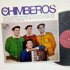 Discos de vinilo: LP: LOS CHIMBEROS (ZAFIRO, 1968) - BILBAO, BILBAINADA -. Lote 173397382