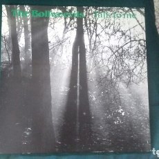Discos de vinilo: THE BOLLWEEVILS MAXI SINGLE TALK TO ME 1990 VG+ INDIE ROCK CURE BAUHAUS. Lote 173399102