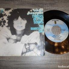 Discos de vinilo: LINDA RONSTADT - TRACKS OF MY TEARS. Lote 173400588