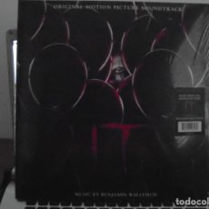Discos de vinilo: ORIGINAL MOTION PICTURE SOUNDTRACK. DOUBLE VINYL. IT. SEALED. MINT. BENJAMIN. Lote 173405143