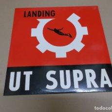 Discos de vinil: UT SUPRA - LANDING (MAXI) HOT BAND +4 TRACKS AÑO – 1991. Lote 173416080