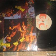 Discos de vinilo: PENELOPE TRIP USTED MORIRA EN SU NAVE ESPACIAL+ENCARTE(MUNSTER RECORDS 1994 EDICION ORIGINAL. Lote 173423762