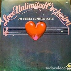 Discos de vinilo: BARRY WHITE - LOVE UNLIMITED ORCHESTRA - MY SWEET SUMMER SUITE. Lote 173426899