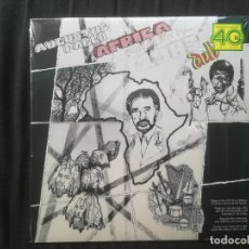 Discos de vinilo: AUGUSTUS PABLO - AFRICA MUST BE FREE BY 1983 DUB. Lote 173443495