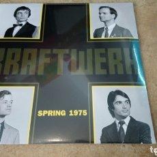 Discos de vinilo: KRAFTWERK - SPRING 1975 - LP VINILO PRECINTADO. Lote 173445938