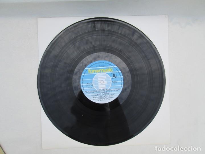 Discos de vinilo: SILVIO RODRIGUEZ. UNICORNIO. LP VINILO. FONOMUSIC. 1986. VER FOTOGRAFIAS ADJUNTAS - Foto 3 - 173446197